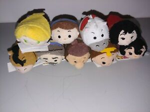 Tangled Disney Tsum Tsum Lot 3.5 Inches