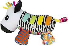 TOMY Lamaze Cosimo CONCERTO Baby soft toy divertimento abilità musicali pianoforte Zebra BN