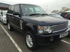 2005 RANGE ROVER 2.9 TD6 VOGUE, REAR SCREENS, LEATHER, SUN-ROOF, LOVELY CAR!!
