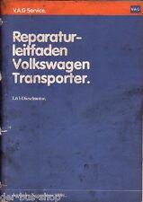 VW Bus T3 - Reparaturleitfaden - 1,6 L. Diesel Motor