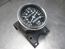 Bombardier CanAm Can Am MX2 TNT OR 175 1973 - 1977 Speedometer MPH Gauge *Works*