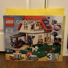Lego Creator 3 in 1 Hillside House (5771) Limited Edition