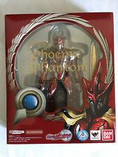 S.H. Figuarts Masked Kamen Rider Wizard Phoenix Phantom Bandai