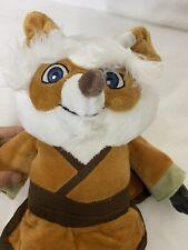 "Dreamworks Animation Kung Fu Panda Master Shifu Fox 13"" Plush Stuffed Animal"