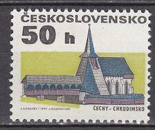 CZECHOSLOVAKIA 1992**MNH SC# 2870 Chrudim Church