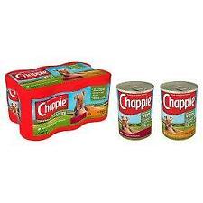 Chappie mojado Latas-favoritos de comida de perro - 24 X 412g