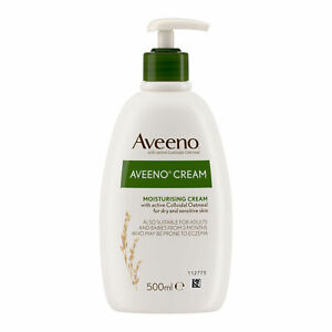 Aveeno Daily Moisturising Cream - Large Bottle