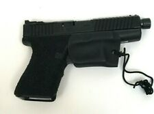 Kydex Trigger Guard for Glock 17 18 19 22 23 24 26 27 31 32 34 35 Fixxer Made US