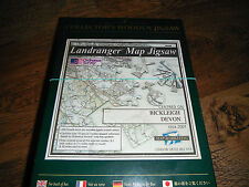 Wooden Maps 250 - 499 Pieces Jigsaw Puzzles
