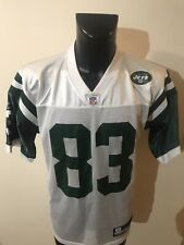 Maillot NFL Ancien NY Jets Numero 83 Moss Taille M
