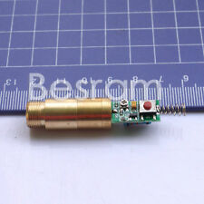 3.7V-4.2V 532nm 200mW Green Laser Module Diode Lazer with Driver Industrial/LAB