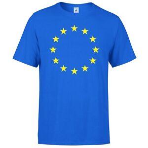 EU EUROPA Europäische Union T-Shirt Fun Kult Sprüche