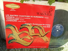 WAGNER: Overtures & Preludes > London SO Dorati / Mercury MSY France stereo LP