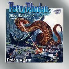 Perry Rhodan Silber Edition - Dolan-Alarm, 12 Audio-CDs 12 Audio-CD(s) Perry R..