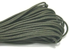 100 ft paracord survival parachute rope cords olive green