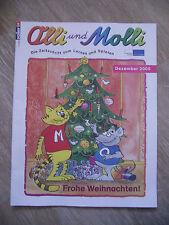 Olli und Molli Dezember 12 2006 Heft Zeitung