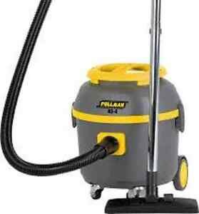 NEW PULLMAN AS4 COMMERCIAL VACUUM CLEANER + reusable bag + low noise