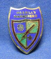 WWII 5307 Composite Unit (Provisional) Merrill's Marauders DI Unit Crest Pin