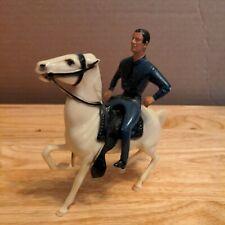 Vintage Hartland Mini Cowboy - Paladin & Horse - 1950s