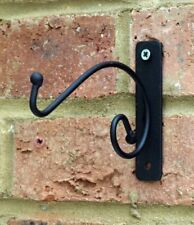 Metal Bracket Hook For Lantern Mobile Garden Home Brown 12 cm Small Strong New