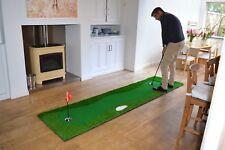 PGA TOUR St Andrews Practice Golf Mat - Putting Training Aid Gift For Golfer UK
