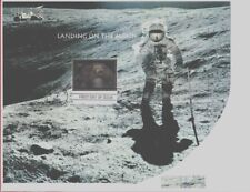 # 3413 FDC $11.75 S/S Landing on the Moon by Hideaki Nakano