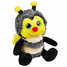20cm Sitting Bee Cuddly Soft Toy - Gift Idea - Suitable For All Ages (0+)