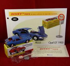 DINKY TOYS / ATLAS  ref. 1421  OPEL GT 1900    PORT GRATUIT