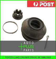 Fits TOYOTA LAND CRUISER PRADO 90 1996-2002 - Front Upper Arm Ball Joint Boot