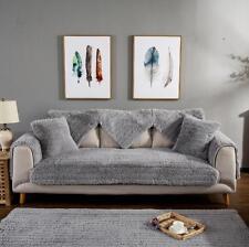 2017 Plüsch Warm Sofabezüge Antirutsch Sofabezug Sesselbezug Sofa Decke Matte LP