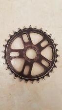 Accessoire Vélo Plateau bmx couronne 43 dts dirt noir standard alu