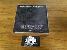 "TENSPEED WARLOCK / BLACK PYRAMID ""Suffering Is The Inheritance Of Man"" 7"""