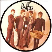 "New! Beatles Picture Disc 7"" Vinyl Day Tripper We Can Work It Out 20th Anniversa"