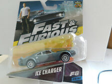 Mattel 1:55 wie Hot Wheels - Fast & Furious - F&F 8 - Ice Charger