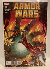 Marvel Secret Wars Armor Wars  (2015) # 5