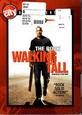 The Rock Walking Tall DVD, NEW Sealed; Circuit City Exclusive Slipcase Cover
