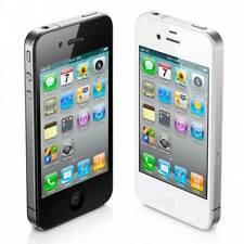 Apple iPhone 4s 16gb Black White Unlocked Smartphone
