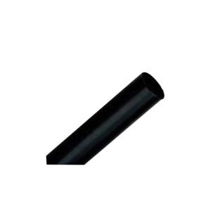 "3M Heat Shrink Thin-Wall Tubing FP-301-3/64-48""-Black-25 Pcs, 48 in"