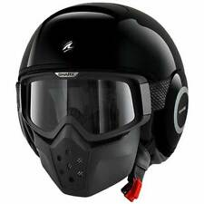 Shark Gloss Not Rated Thermo-Resin Motorcycle Helmets