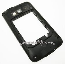NEW Samsung Rugby Smart i847 Rear Housing Case Frame W Camera Lens USB Port Flap