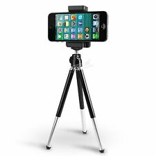 Mini Tripod Stand Holder Mount Camera Mobile Apple iPhone iPod Touch Samsung UK
