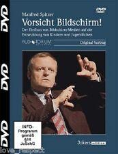 DVD, VORSICHT BILDSCHIRM, Einfluss auf die Entwicklung Kinder, Manfred Spitzer,