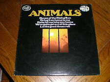 Animals LP The Most Of UK