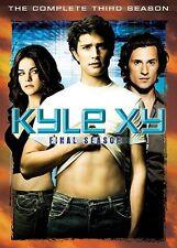 Kyle XY: The Complete Third Season [3 Discs] (2009, DVD NUEVO) WS (REGION 1)