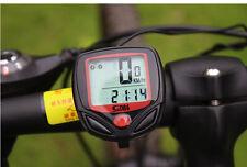 SSG NEW Function Waterproof Bike Bicycle Odometer Speedometer Computer