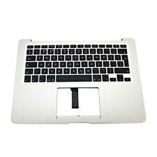 Tastiera per A1466 Macbook Air 33cm 2013-2017 con Top Case US Nuovo Originale