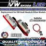 2 x LED Footwell Courtesy Door Light VW Golf Mk6 MK7 Passat JETTA Skoda