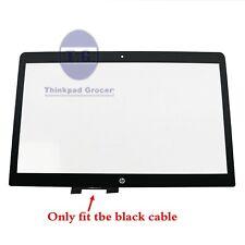 HP Envy Notebook M7-U109DX Écran Tactile Verre W/Tactile Assemblage Câble Noir