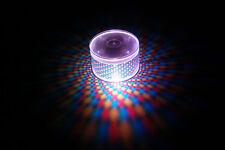 Set of 2 LiteRays LED Light Up Projection LitePod Drink Accessory- Spiral