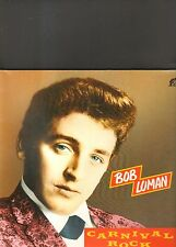 BOB LUMAN - carnival rock LP
